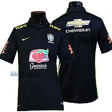 브라질 Custom 나이키 챌린지 저지 S/S(644659-011)
