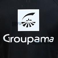 Groupama 스폰서 마킹