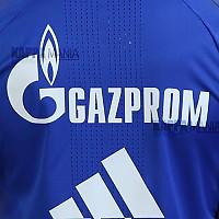 GAZPROM 스폰서 마킹