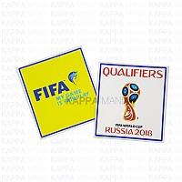 2017 러시아 월드컵 예선패치(국내컷) 양팔 한세트