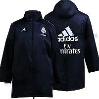 레알 Custom 코어 18 스타디움 자켓(CE9057)