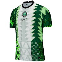 나이키 나이지리아 2020 브리드 스타디움 홈 저지 S/S(CT4225-100)