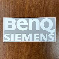 벤큐지멘스 (BenQ SIEMENS) 스폰서