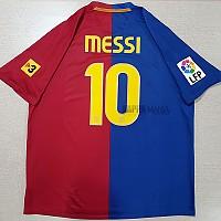 08-09 바르셀로나 홈 메시(MESSI) 10번-자컷 네임셋