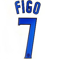 Figo 7 NN Inter Away 06/07