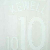 Kewell 10 NN Set/Australia Away 06/07