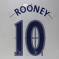 08-09 맨유 어웨이 ROONEY 10