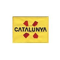 Barcelona CATALUNYA Patch