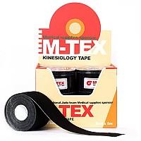 M TEX 기네시오 테이프 5cm(BK)-MMUSCLETAPEBK